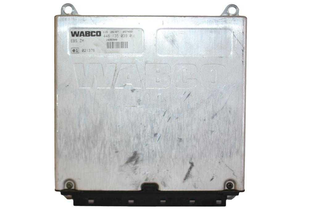 DAF XF105 EBS control unit WABCO 4461350390 | ELECTRICAL