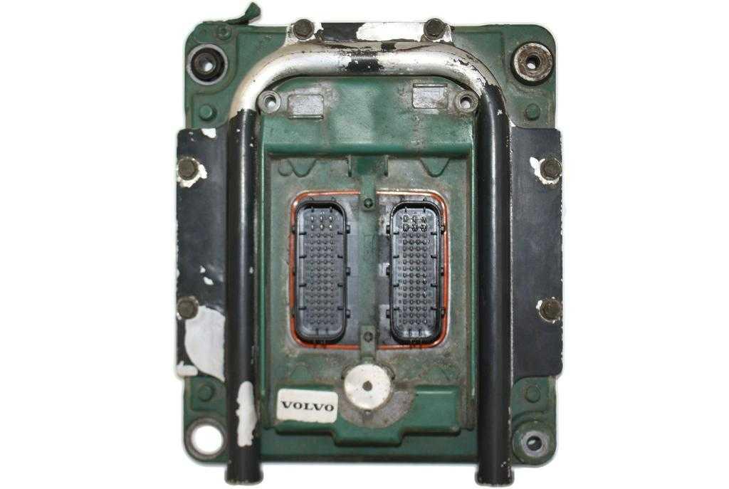 Volvo ECM FM13 D13A engine control module 20977019 P03 1